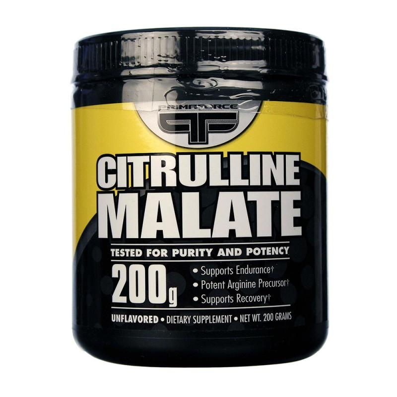 PRIMAFORCE - Citrulline Malate - 200 Г