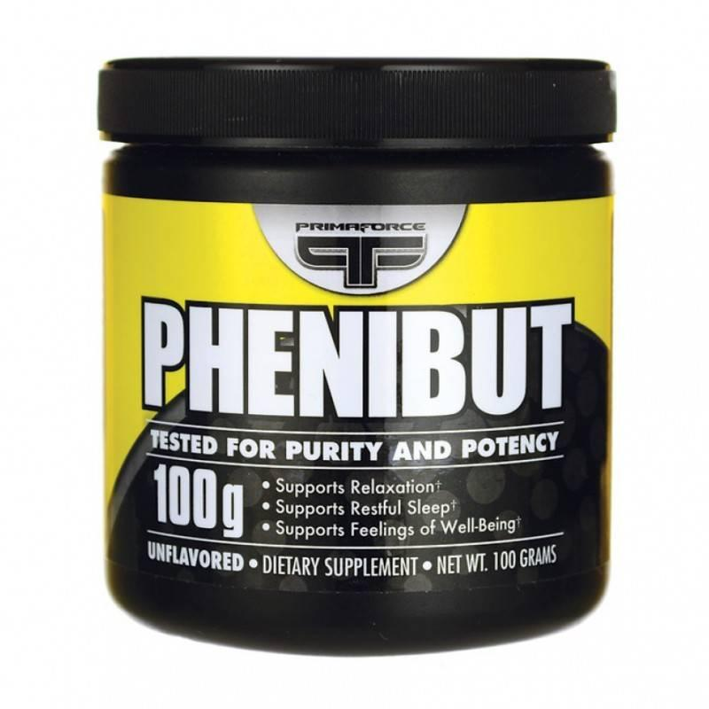 PRIMAFORCE - Phenibut - 100 Г