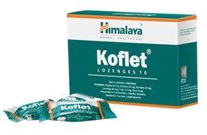 Himalaya Кофлет - При кашлица, 10 бонб.