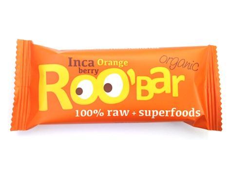 ROOBAR с инка бери и портокал, 50г