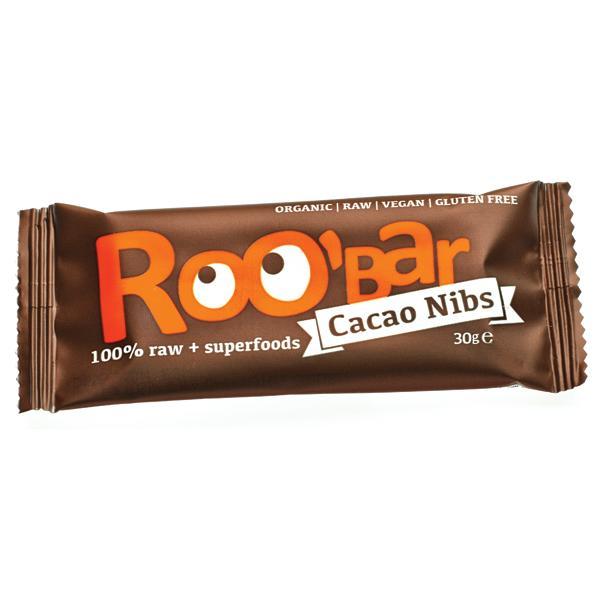 ROOBAR с какаови зърна, 30г