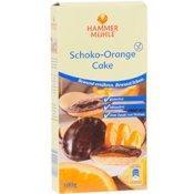 Безглутенови бисквити с тъмен шоколад и портокал