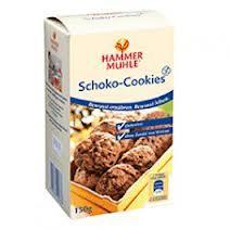 Безглутенови шоколадови бисквити