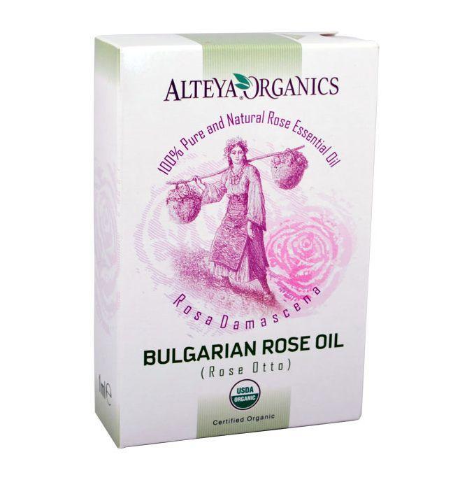 Био българско розово масло 1ml