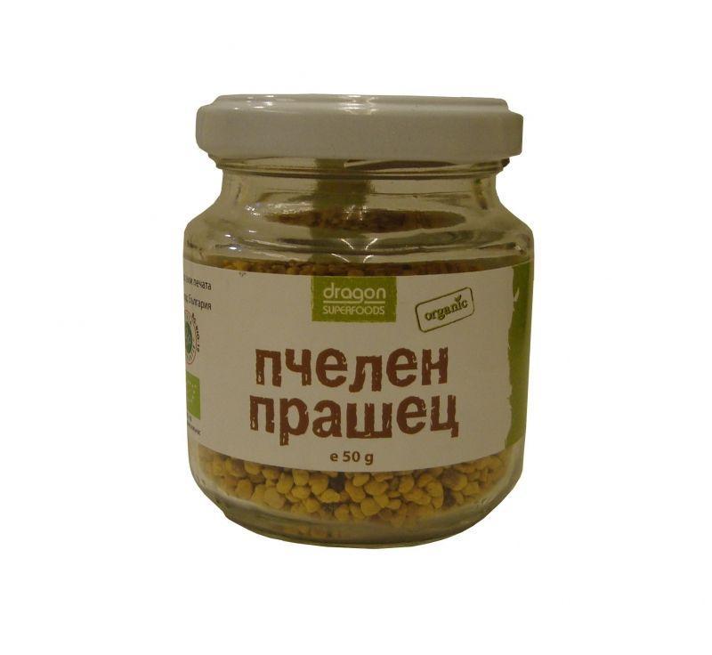 Био Пчелен Прашец, Dragon Superfoods, 50 g