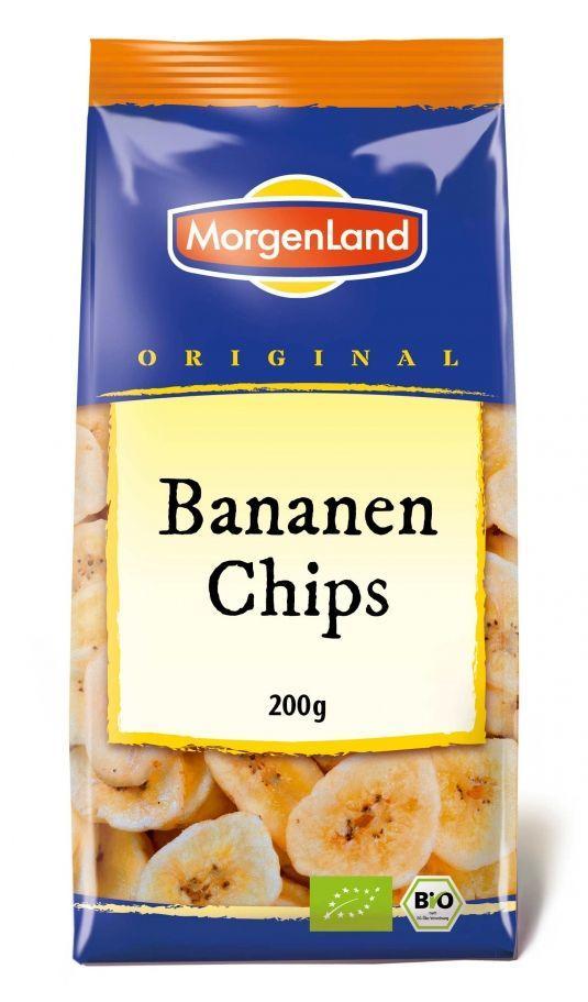 Бананов чипс (подсладен) 200г.