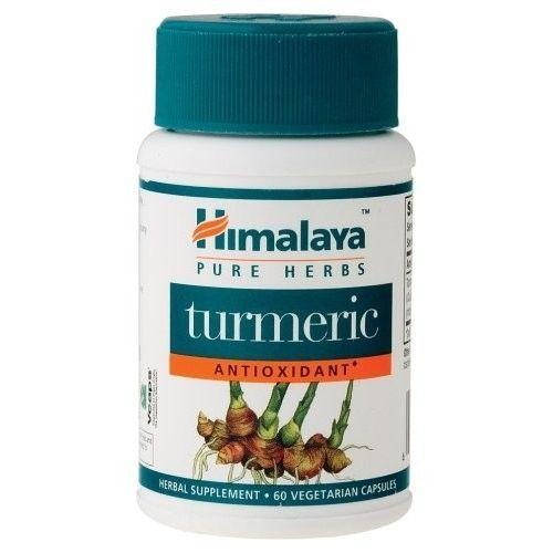Himalaya Куркума (Турмерик) - Антиоксидант, 60 капс.