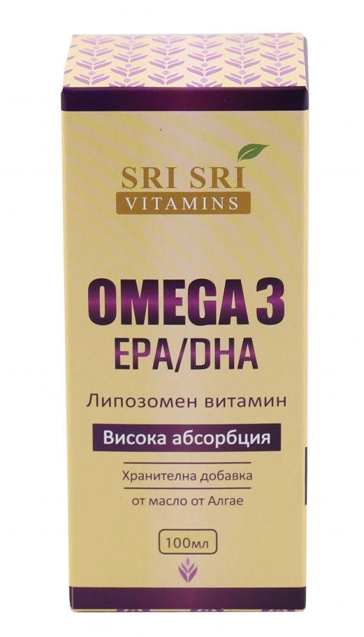 OMEGA 3 EPA/DHA, 100ml