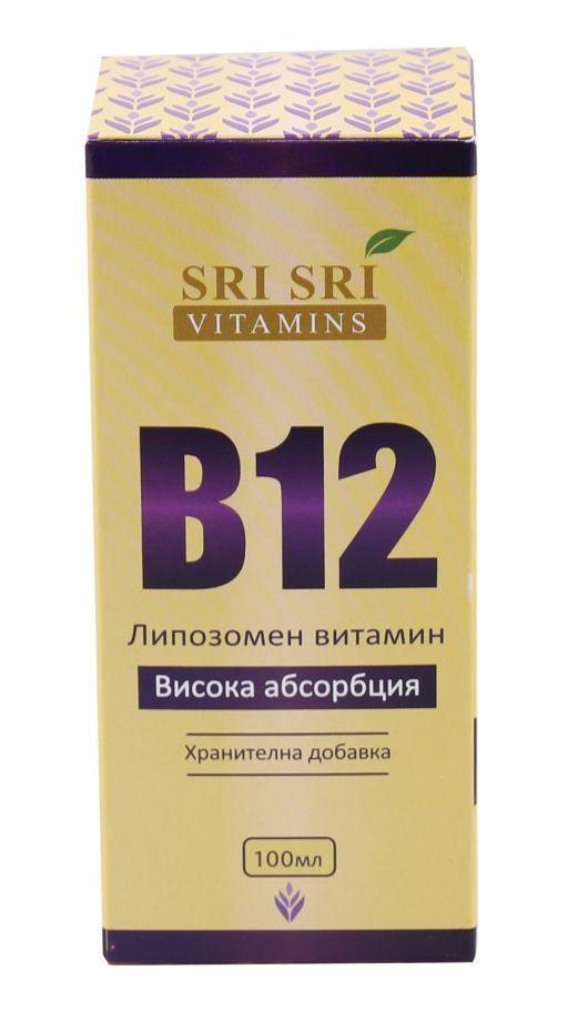 витамин  B12, 100ml