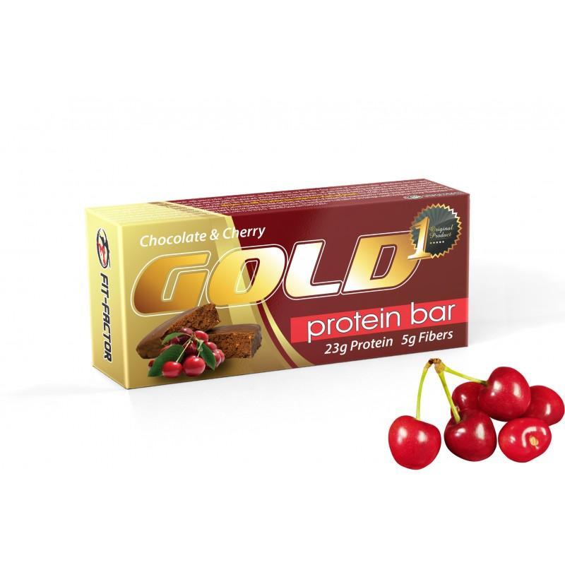 GOLD Протеинов десерт-Череша