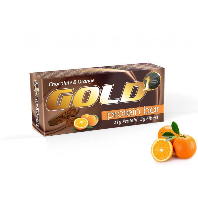 GOLD Протеинов десерт - Портокал