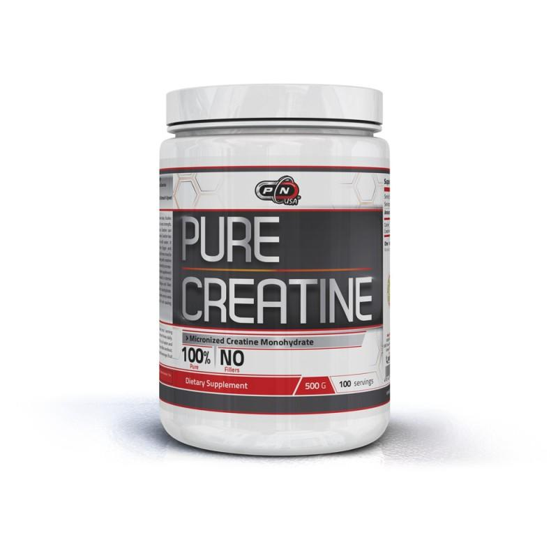 100% PURE CREATINE - 500 Г - Pure Nutrition