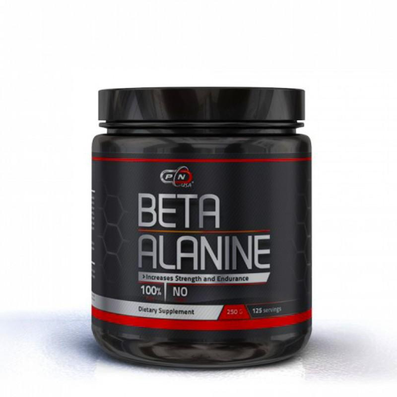 Beta-Alanine Powder - 250 Г Pure Nutrition