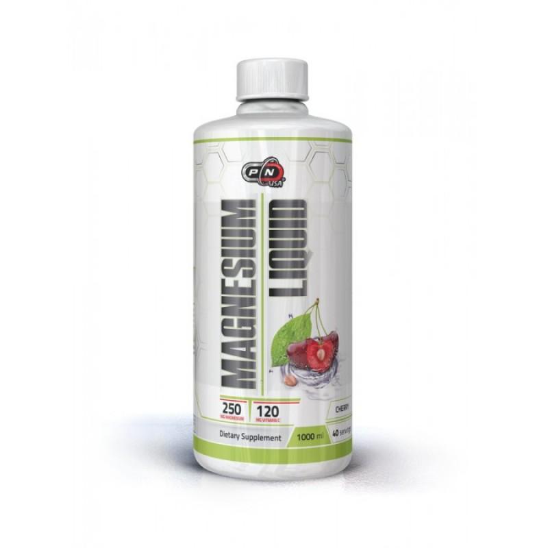 Магнезий LIQUID + VIT C - 1000 ml - Cherry