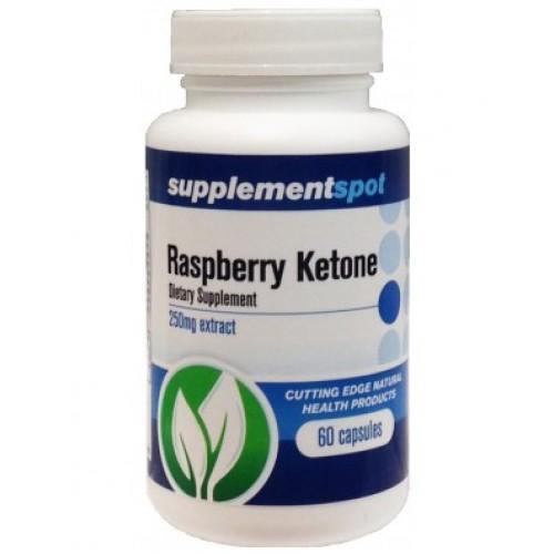 Raspberry Ketones 250 mg 60 капсули - увеличават изгарянето на мазнини, подтискат апетита
