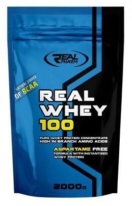 Real Whey 100 2000 гр Real Pharm