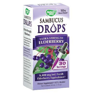 Самбукус Капки Супер Концентрат 30 ml