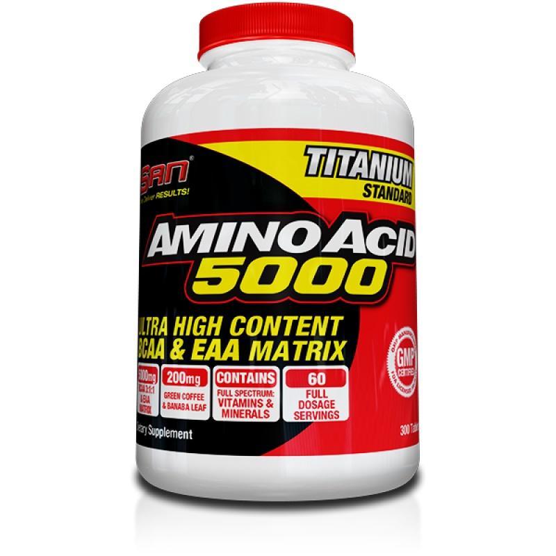 SAN - Amino Acid 5000 - 300 таблетки
