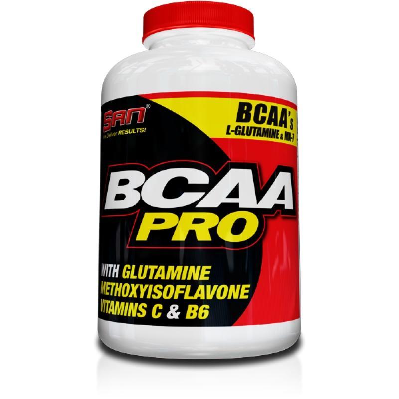 SAN - BCAA PRO - 150 капсули