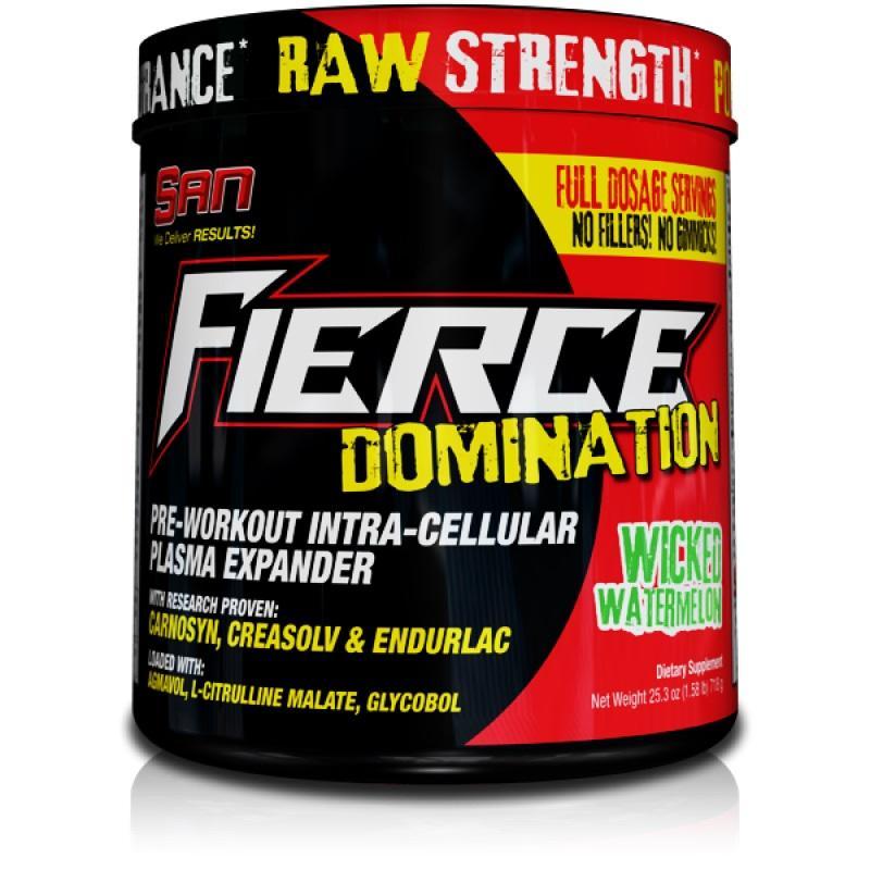 SAN - Fierce Domination - 40 дози