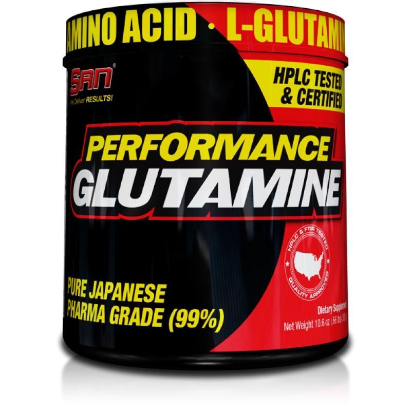 SAN - Performance Glutamine - 300 g