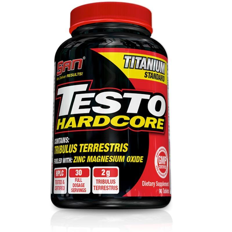SAN - Testo Hardcore - 90 таблетки