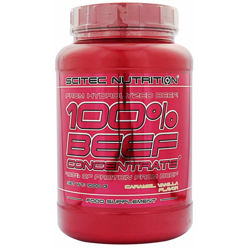 SCITEC - 100% Beef Concentrate - 1000 Г