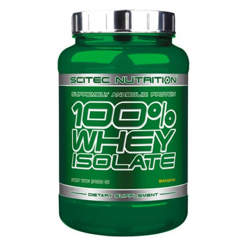 SCITEC - 100% Whey Isolate - 700 Г