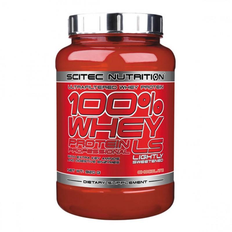 SCITEC - 100% Whey Professional - 920g