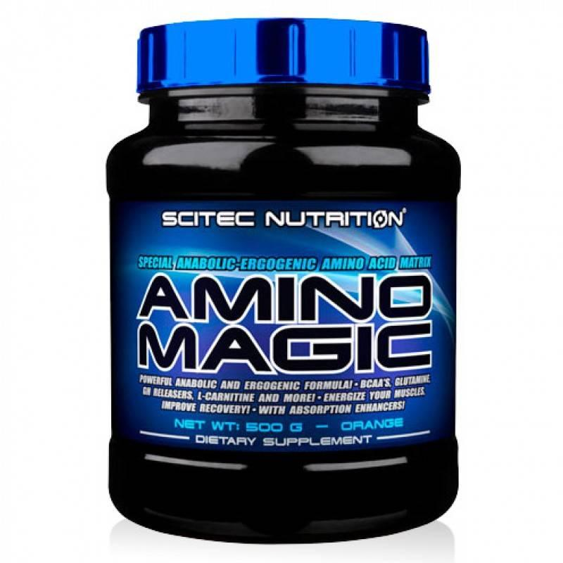 SCITEC - Amino Magic - 500 Г