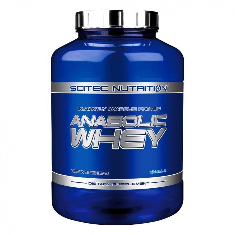 SCITEC - Anabolic Whey - 2300 Г