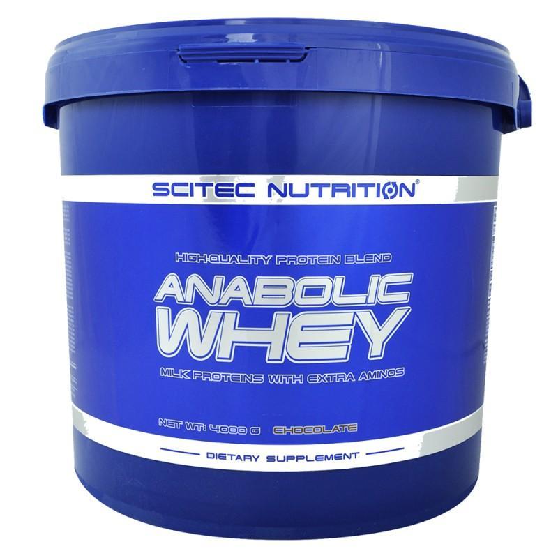 SCITEC - Anabolic Whey - 4000 Г