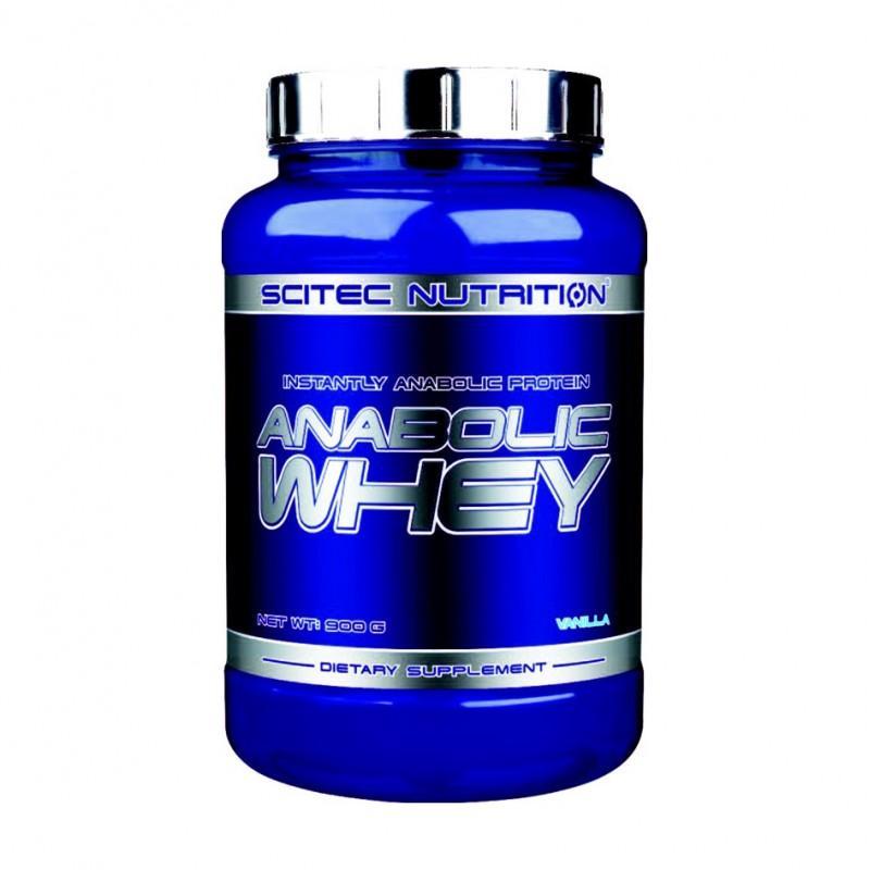 SCITEC - Anabolic Whey - 900 Г
