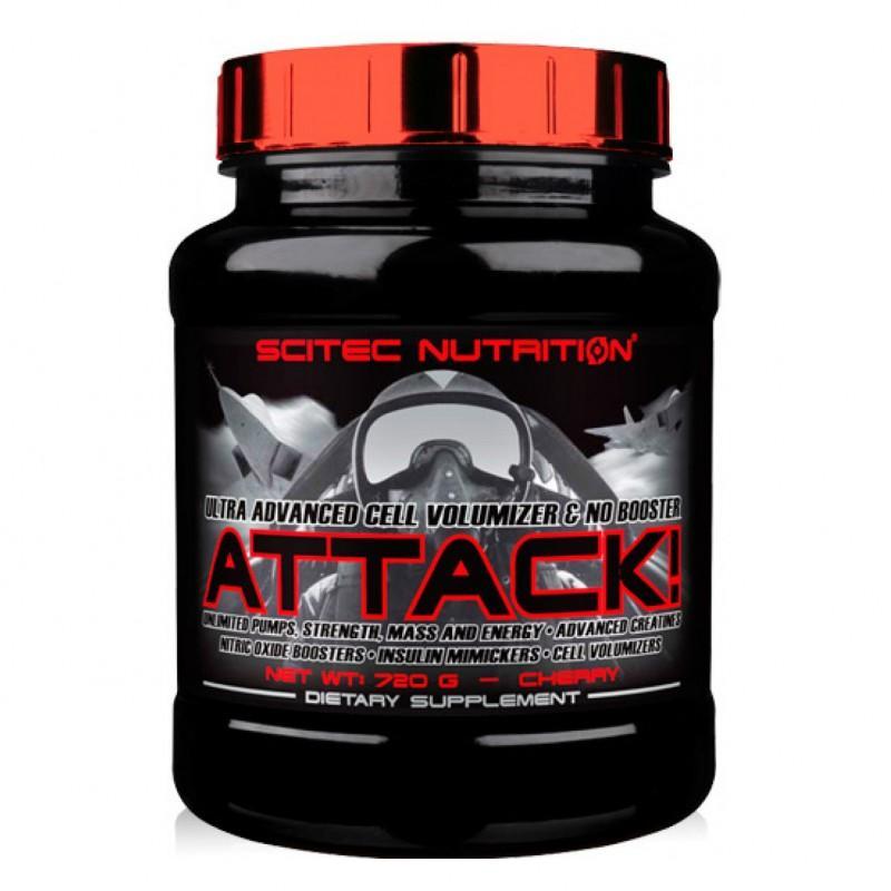 SCITEC - Attack 2.0 - 720 Г