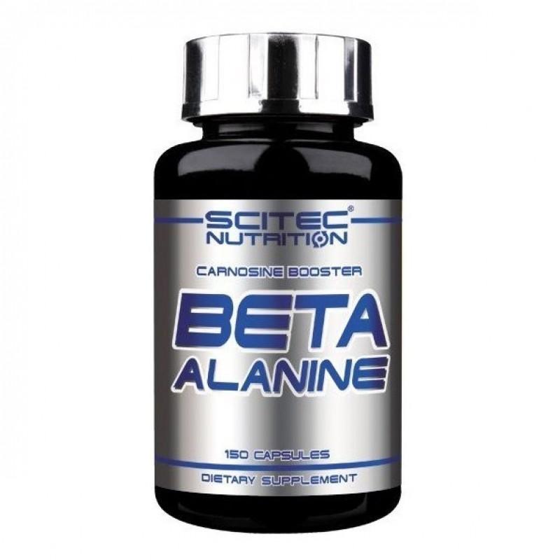 SCITEC - Beta-Alanine - 150 Капсули