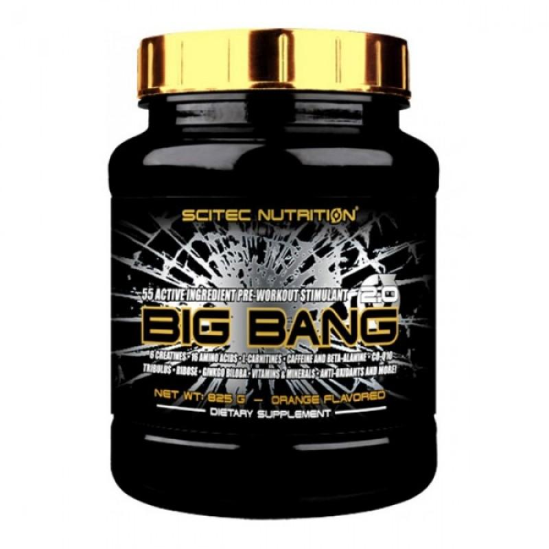 SCITEC - Big Bang 2.0 - 825 Г