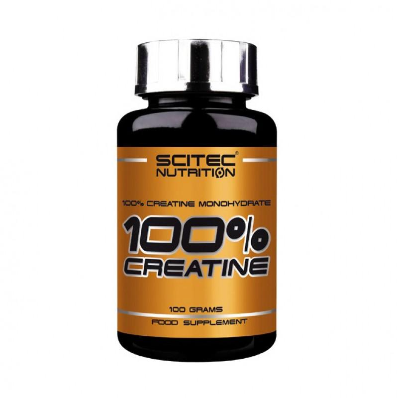 SCITEC - Creatine Monohydrate - 100 Г