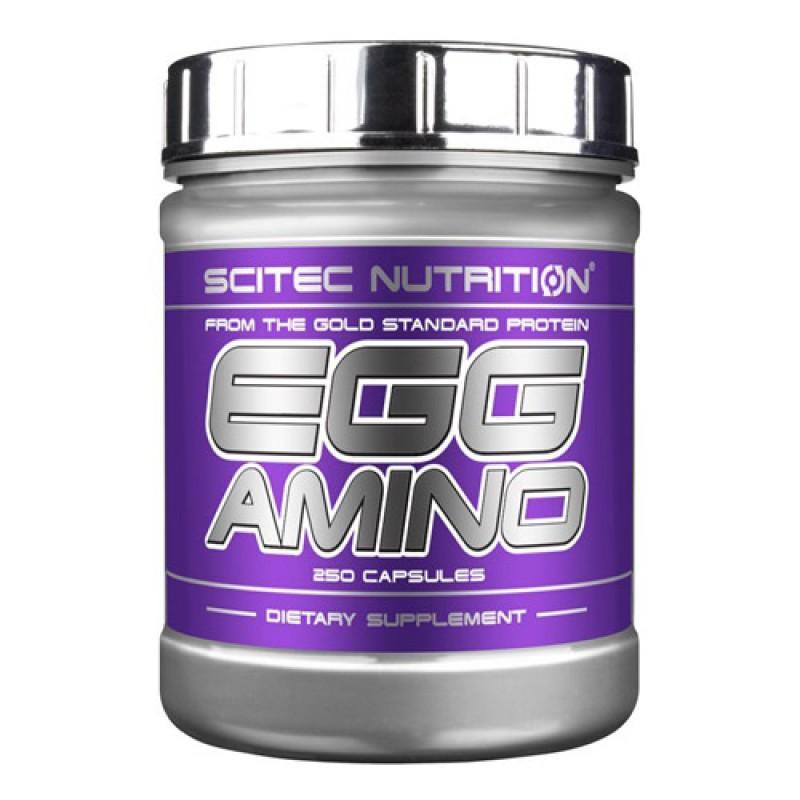 Egg Amino - 250 Капсули SCITEC