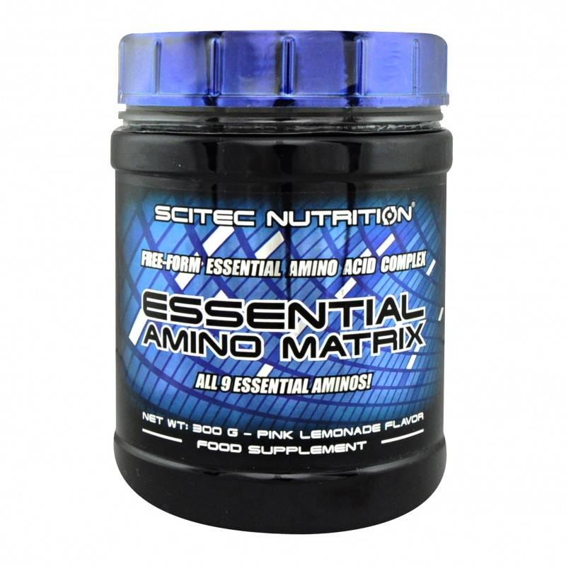 SCITEC - Essential Amino Matrix - 300 Г