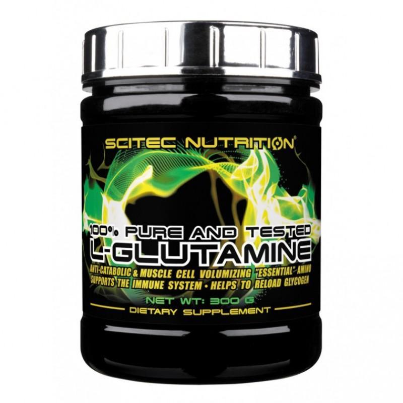SCITEC - L-Glutamine - 300 Г