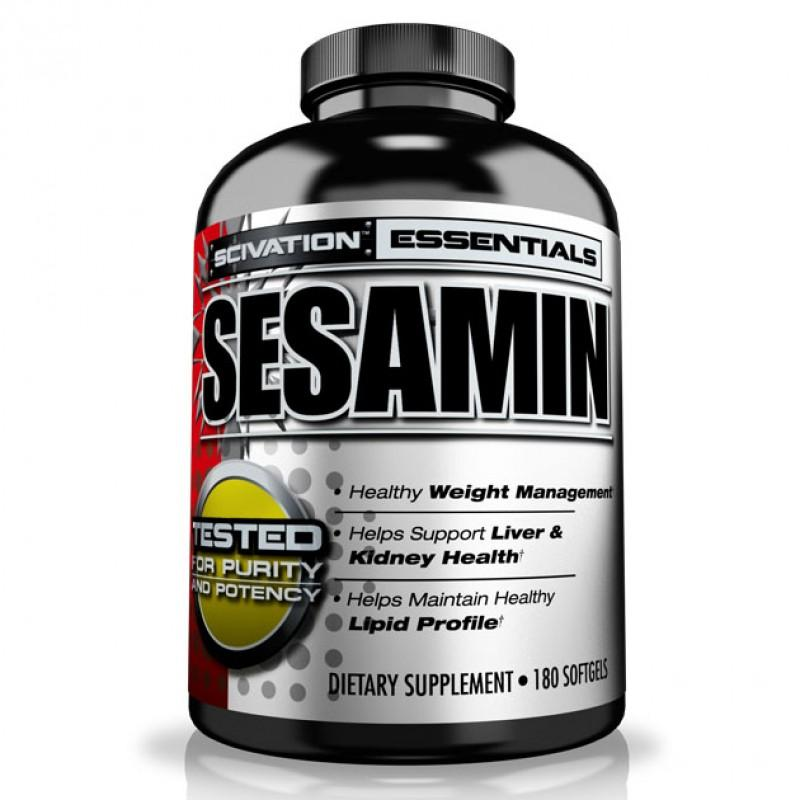 SCIVATION - Sesamin - 180 Дражета