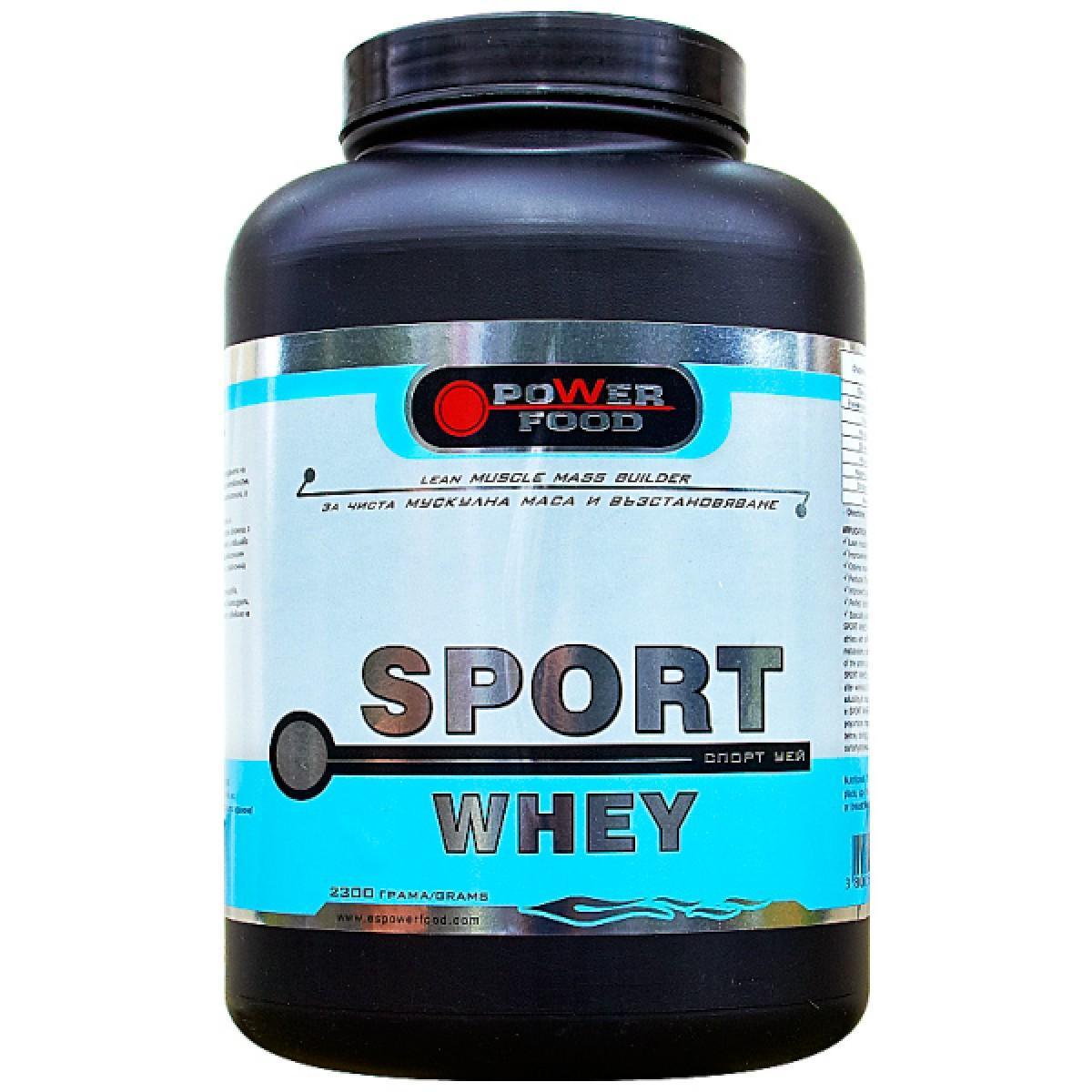 Sport Whey 2300 gr