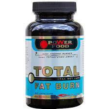 Total Fat Burn - 60 caps.