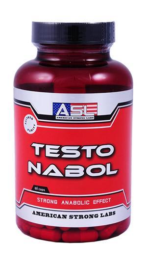 Testo Nabol 60 капсули