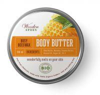 "Био масло за тяло ""Busy Beeswax"", Wooden Spoon, 100ml"