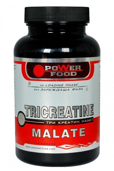 TriCreatine Malate 100gr Power Food