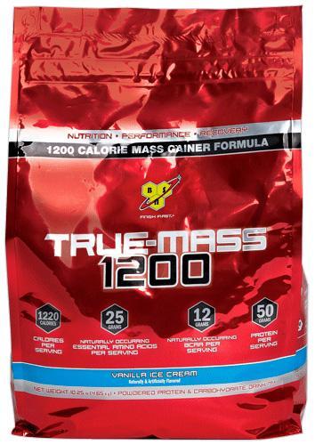True Mass 1200 - 4650 Г