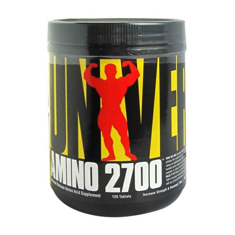 Amino 2700 - 120 Таблетки  UNIVERSAL