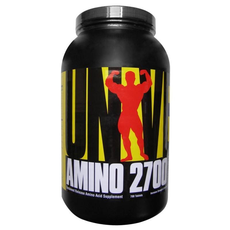 Amino 2700 - 700 Tаблетки UNIVERSAL