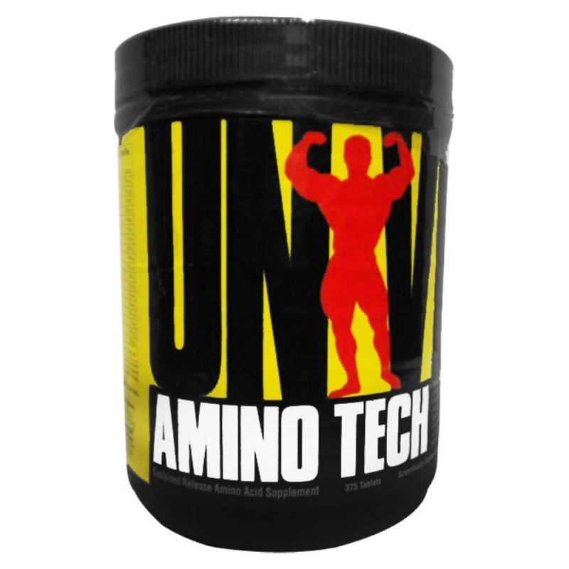 Amino Tech T.R. - 375 Таблетки UNIVERSAL